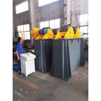 Wholesale 120 Ton Rotor Turning Rolls Adjustable Steel Rollers Welding Repairing Testing from china suppliers