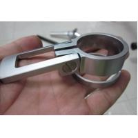 Wholesale GR9 3Al/2.5V titanium alloy bicycle seat post clamp from china suppliers
