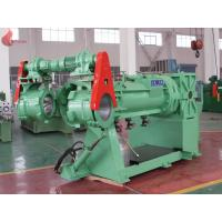 Wholesale Hardened gear box Strainer Extruder Rubber Processing Machine , Filter Making Machines from china suppliers