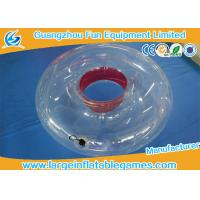 Wholesale 2018 New design TPU / PVC Durable Inflatable Swimming Ring Towable Ring from china suppliers