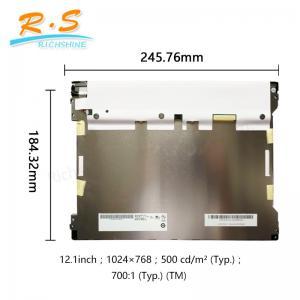 Buy cheap AUO G121XTN01.0 IPS Industrial LCD Screen Panel 12.1