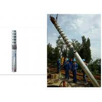 Wholesale 6 Inch Deep Well Submersible Pump For Borehole Well Centrifugal / Vertical Theory from china suppliers