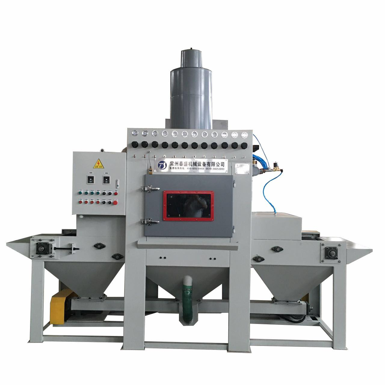 Wholesale Professional Transmission Automatic Sandblasting Machine / abrasive blasting equipment from china suppliers