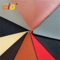 Wholesale Durable PU PVC Artificial Leather For Sofa / Car Seat / Furniture Upholstery Decorative from china suppliers