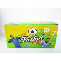 Wholesale World Cup Multi Fruit Flavor CC Stick Candy With Tattoo Stick And Soccer Whistle from china suppliers