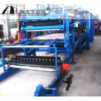 Buy cheap Insulated Sandwich Panel Production Line for Decoration Exterior/Interior Wall Panels from wholesalers