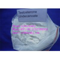 Wholesale 98% Testosterone Anabolic Steroid Promote Metabolism 5949-44-0 White Powder Testosterone Undecanoate from china suppliers