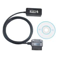 Wholesale 67 x 21 x 31mm CD WiFi OBD-II Car Diagnostics Tools for iPad iPhone iPod Touch from china suppliers