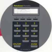 Wholesale Membrane Graphic Keypad Overlays With Clear Window , Flexible Printed Circuit Board from china suppliers