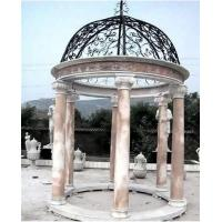 Wholesale Stone gazebo for garden from china suppliers