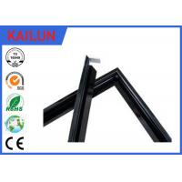 Wholesale Black PVDF Coating Aluminium Solar Panel Frame For 200 Watt Solar Panel Mounting Frames from china suppliers