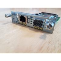 Wholesale High Speed WAN Interface Card Genuine CISCO EHWIC -1GE - SFP - CU from china suppliers