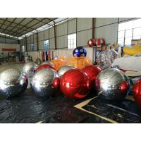 Wholesale Funny Inflatable Disco Decorate Balloon With Reflect Effect , 0.18mm Helium PVC from china suppliers