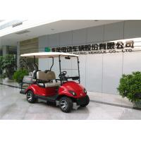 Wholesale Four Seater Pure Electric Power Street Legal Electric Cart With Plastic Bodywork from china suppliers