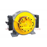 Wholesale DC 110V 2 * 0.88A Gearless elevator traction motor Load 630~1150kg / Speed 1.0~2.0m/s from china suppliers