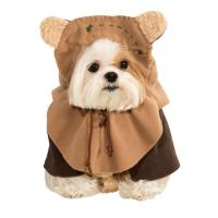 Wholesale Pet Ewok Dog Costume / Custom Dog Hoodies 100% Polyester , X-Large from china suppliers