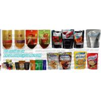 Wholesale Zipper Pouch Bags, Gravure Printed Pouche, Printed Pouche, Flexographic Printed Pouches from china suppliers