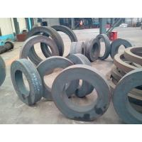 Wholesale Carbon / Alloy Forged Steel Rings In Steam Turbine , ASTM Standard OD 200 - 1200mm from china suppliers