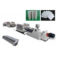 Quality PVC Crust Foam Board Production line for sale