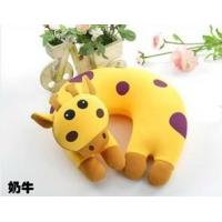 Wholesale Three-dimensional animal model U pillow - cows from china suppliers