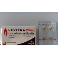 Wholesale Levitra 20mg Male Enhancement Pill To Help Men With Erectile Disfunction from china suppliers