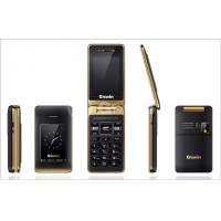 Wholesale Dual SIM card Flip Model Mobile Phones 850mAh with Four frequency from china suppliers