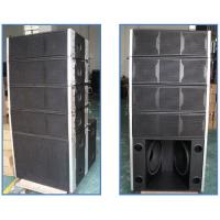 Wholesale Affordable DSP-controlled Active Line Array Speakers Black / White Color from china suppliers