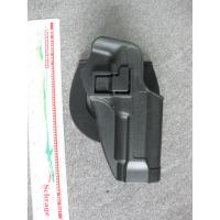 Wholesale Law Enforcement Riot Police Gear Waist Thumb Break Holster Beretta 92 / 95 from china suppliers