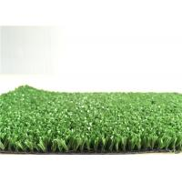 Wholesale Fibrillated PE Tennis Court Landscaping Artificial Grass With 10mm Pile Height from china suppliers
