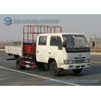 Wholesale 8M 10M DFAC High Altitude Operation Truck Hydraulic Aerial Cage Truck from china suppliers