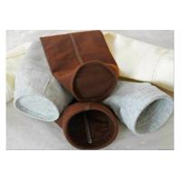 Wholesale High Efficient PTFE Non Woven Filter Bags 750GSM Acid And Alkali Resistance from china suppliers