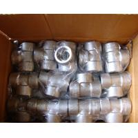 Quality ASTM / ASME A / SA 182 Stainless Steel Forged Pipe Fittings F 304, 304L, 304H, 309S, 309H for sale