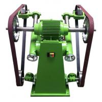 Wholesale Welding Parts Automatic Polishing Machine Sand Belt Metal Polishing 255kg from china suppliers