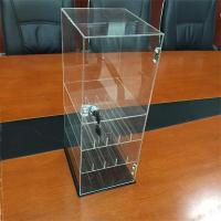 Wholesale counter top 4 tiers clear acrylic e-liquid display OEM and ODM from china suppliers