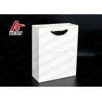 Quality Large Colored Paper Sacks Personalized Imprinted Gift Bags For Business for sale