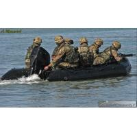 Wholesale Military PVC 4.3m Hard Bottom Inflatable Boats With CE Approved from china suppliers