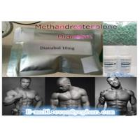 Wholesale Oral Anabolic Steroids Methandrostenolone Weight Loss Bodybuilding  Dianabol D-Bol from china suppliers