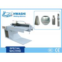 Buy cheap Hwashi Qualified Argon Arc Straight Seam Welding Equipment WL-YZ-800 0.2mm Working Thickness with One Year Warranty from wholesalers