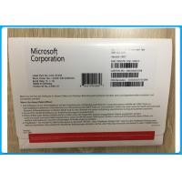 Wholesale GENUINE WINDOWS 10 Pro 32 / 64BIT OEM ORIGINAL LICENSE KEY with DVD from china suppliers
