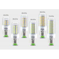 Wholesale E27/E14 5730 SMD LED Corn Bulb 24 36 48 56 69 72Leds Candle Lighting Home Decoration from china suppliers