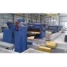 Buy cheap High Precision Cut To Length Line Metal Sheet Cutting Machine / Sheet Metal Slitter Machine from wholesalers