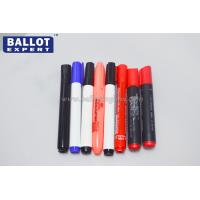 Wholesale Printed Colored Indelible Ink Pens Plastic With Fibre Tip Fast Dry from china suppliers