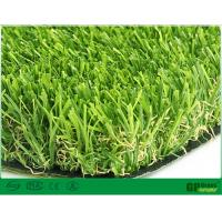 Wholesale 30mm UV Resistant Garden Artificial Grass 3 / 8 Inch With 140/m Stitches from china suppliers