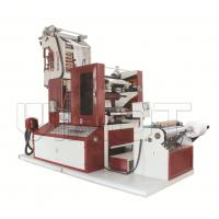 Quality 100 - 600mm Pp Printing Machine , Film Printing Machine Two Colors for sale