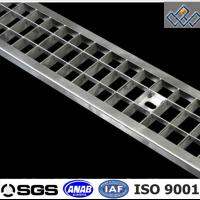 Wholesale Electro forged Steel grating /cold galvanized steel grate from china suppliers