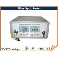 Wholesale Insertion Loss and Return Loss Optical Fiber Tester , FC - APC Fiber Connectors from china suppliers
