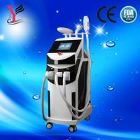 Buy cheap Multifunction E-light laser beauty machine for freckle removal, whiten skin, from wholesalers