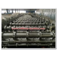 Wholesale Double Deck Corrugated Metal Roof & Wall Cladding Panel Roll Forming Machine, Rollforming Line from china suppliers