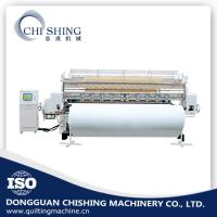 Wholesale Multi Head Quilting Sewing Machines Blanket Making Machine With Digital Control Program from china suppliers
