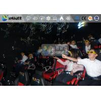 Wholesale 5D Theater For Electronic Motion Control System In Theme Parks from china suppliers